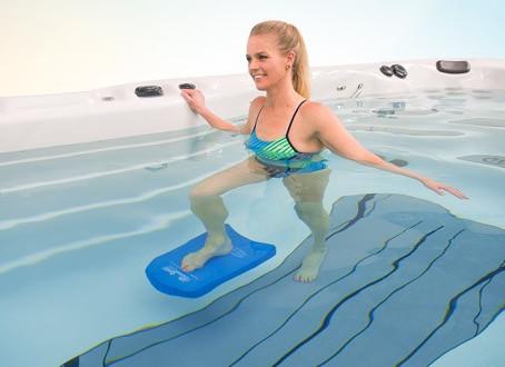 Swim Spa Aqua Fitness