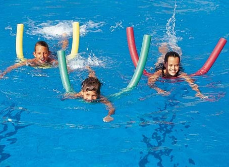 Holiday Swimming Pool Games