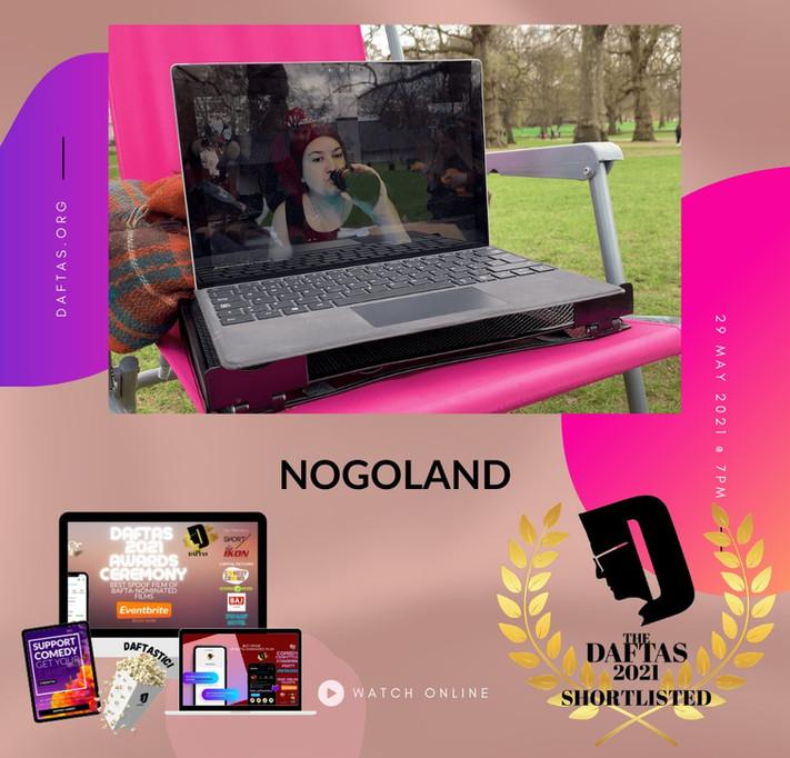 DAFTAS NoGoLand Shortlist