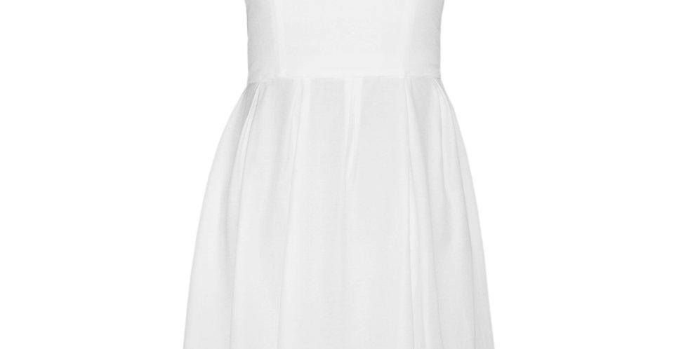 Surely Sweet Organic Pleated Dress