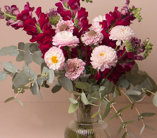 Soft & Feminine | Fresh Flower Bouquet
