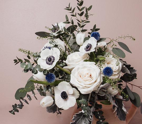 Soft & Subdued | Fresh Flower Bouquet
