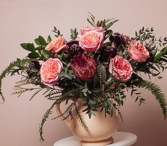 Bright & Unusual | Fresh Flower Bouquet