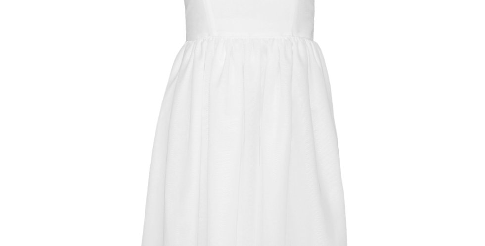 Surely Sweet Organic Fit and Flare Dress