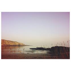 Sunset, Polridmouth