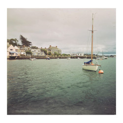 Sailing boat, Flushing