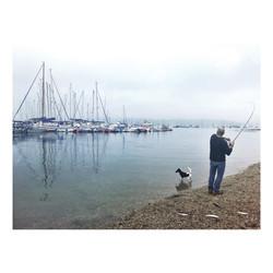 fishing, Mylor