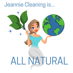 Jeannie Cleaning is All Natural