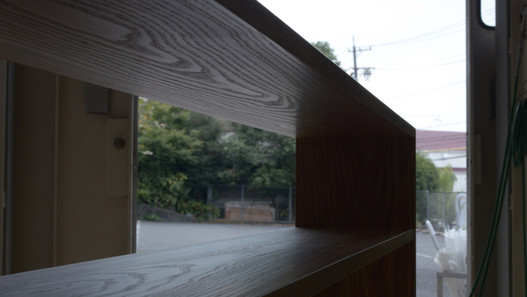 shelf_white ash oil finish