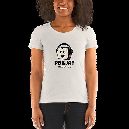 Ladies' PBJ short sleeve t-shirt