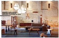 art direction & furniture trends forecast shoot Rebekah Cichero