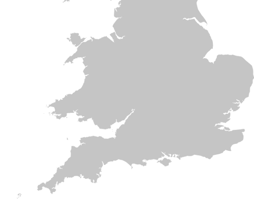 map of the united kingdom graphic