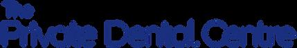 The Privat Dental Centre logo type