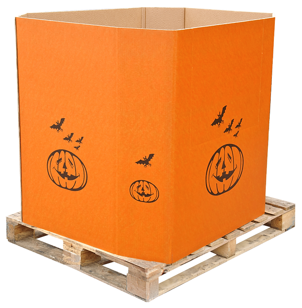 bespoke-pumpkin-cardboard-palletainer-su