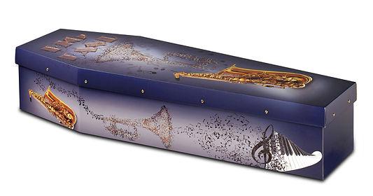 big_band_picture_cardboard_modern_coffin