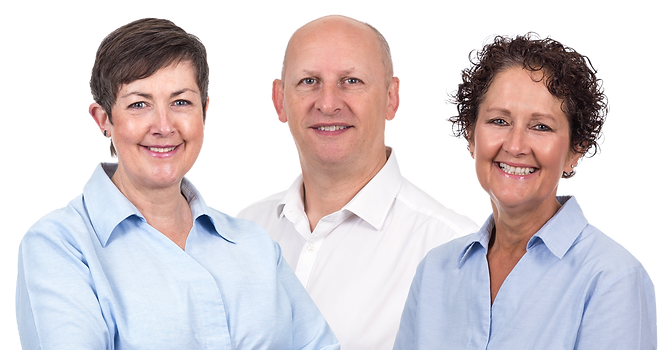 Photograph of Dentist and hygienist from the private dental centre