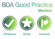 BDA Good Practice Menber logo