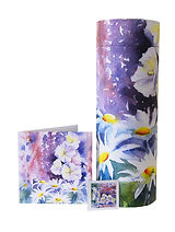 photograph of funeral cremation ashes scatter tube wildflowers design mark forth lincolnshire