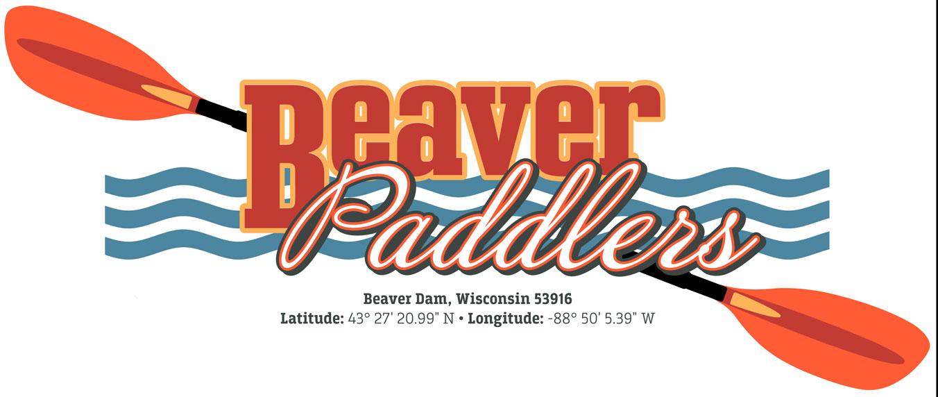 Beaver Paddlers Logo