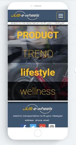 Website Design Mobile