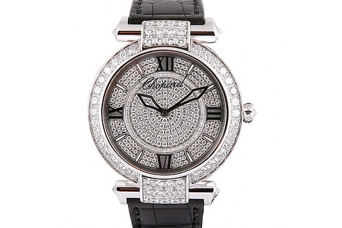 Chopard Imperiale Diamond Dial 36mm White Gold