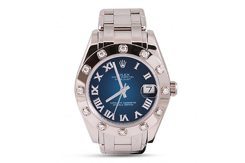 Rolex Pearlmaster White Gold & Diamonds