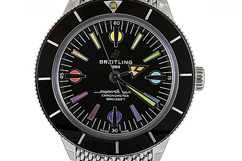 Breitling Superocean Heritage 57 Limited Edition Black Dial 42mm Steel