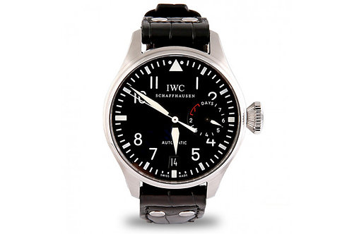 IWC Big Pilot 7 Days Power Reserve Steel ''Discontinued Series''