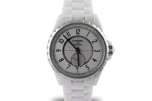 CHANEL J12 365 White Ceramic