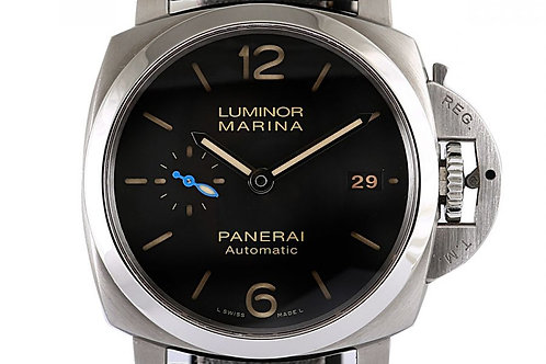 Panerai Luminor Marina 1950 Black Dial 42mm Steel