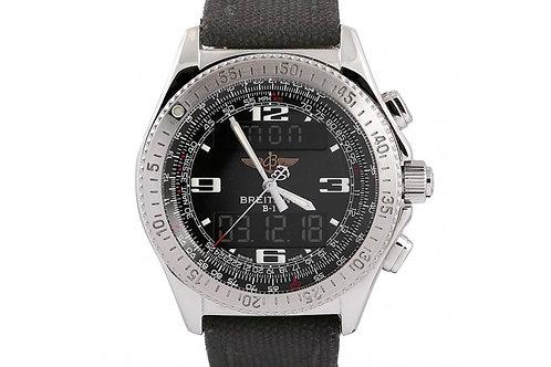 Breitling Professional B1 Black Dial 43mm Steel