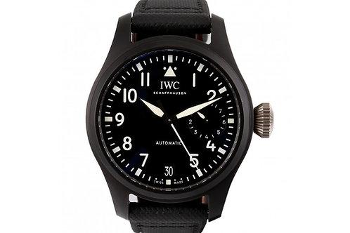 IWC Big Pilot Top Gun Black Dial 46mm Black Ceramic