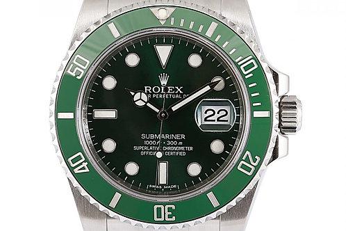Rolex Submariner Hulk 40mm Steel