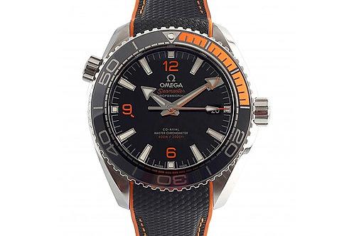 Omega Seamaster Planet Ocean 600M Black Dial 43.5mm Steel