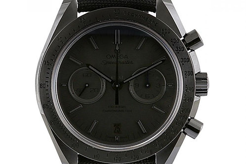 Omega Speedmaster Moonwatch Chronograph Black Dial 44.25mm Black Ceramic