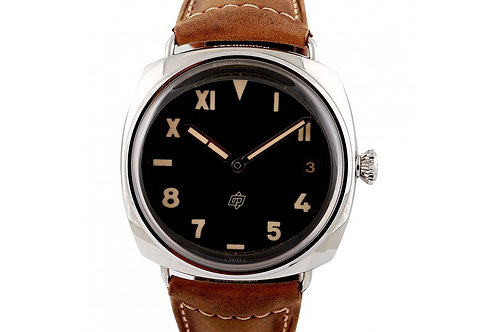 Panerai Radiomir California 3 Days Black Dial 47mm Steel