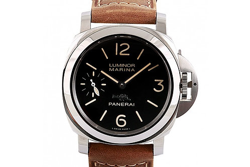 "Panerai Luminor Marina ""Abu Dhabi"" Edition Black Dial 44mm Steel"
