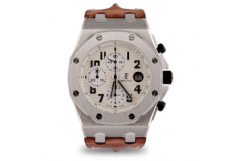 Audemars Piaget Royal Oak Offshore Chronograph SAFARI Steel