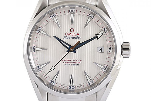 Omega Seamaster Aqua Terra 150M Silver Dial 41.5mm Steel