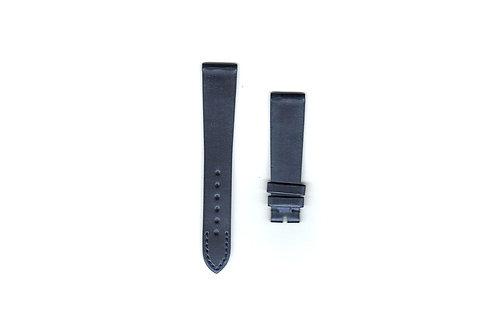 Patek Philippe Calatrava Blue Satin Leather Strap 17mm