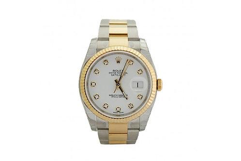 Rolex Datejust 36 Steel & Yellow Gold