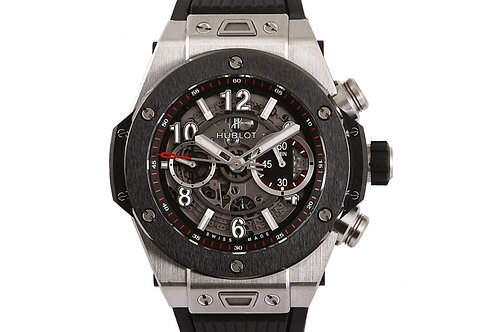 Hublot Big Bang Unico Skeleton Dial 45mm Titanium