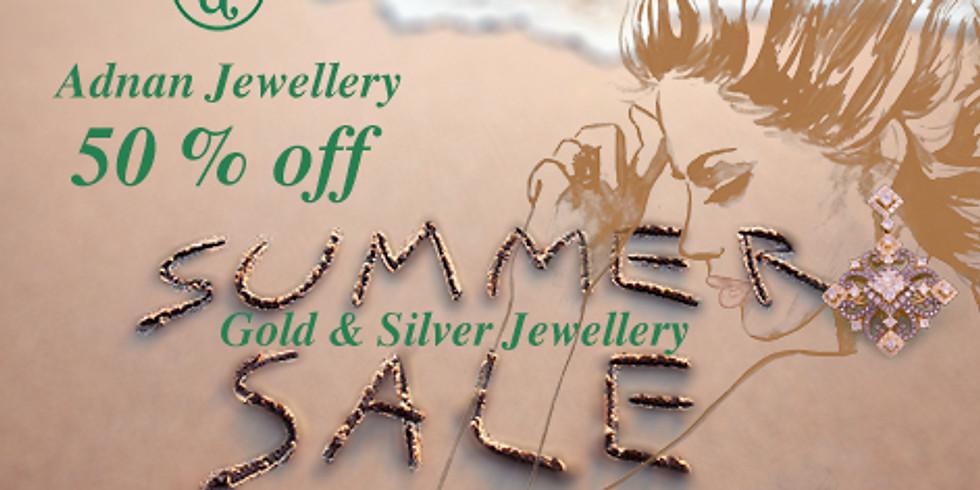 Summer Sale 50% off at JBR Branch