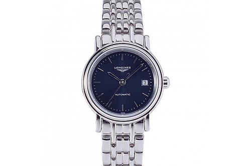 Longines Presence Automatic Blue Dial 25.5mm Steel