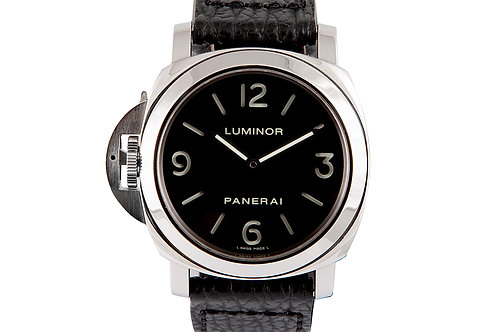 Panerai Luminor Base Left Hand 44mm