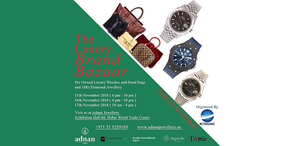 The Luxury Brand Bazaar