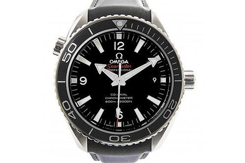 Omega Seamaster Planet Ocean Black Dial 45.5mm Steel