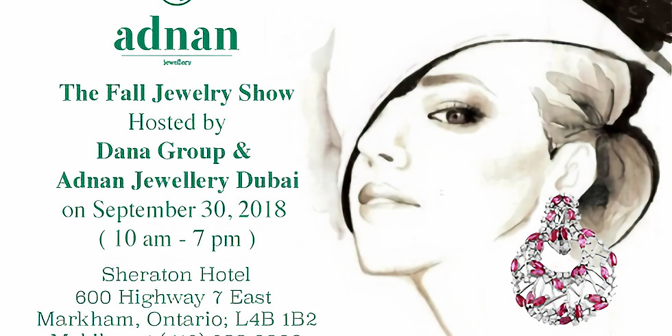 The Fall Jewelry Show, Canada