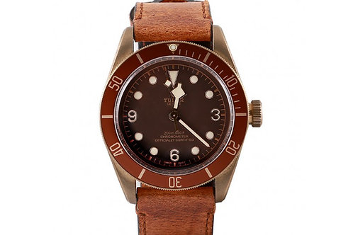 Tudor Heritage Black Bay Bronze 43mm