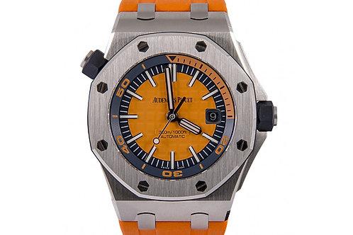 Audemars Piguet Royal Oak Offshore Orange Dial 42mm Steel